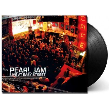 Pearl Jam - Live At Easy Street Lp Vinyl Limited Edition Pre Order