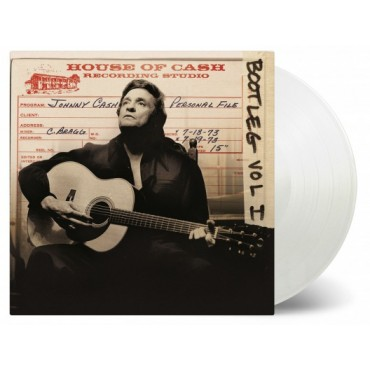 Johnny Cash - Bootleg 2 From Memphis To Hollywood 3 Lp Triple Clear Vinyl Limited Edition MOV Pre Order
