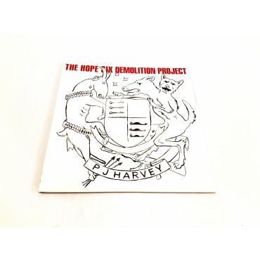 PJ Harvey - The Hope Six Demolition Project Lp Vinyl Gatefold