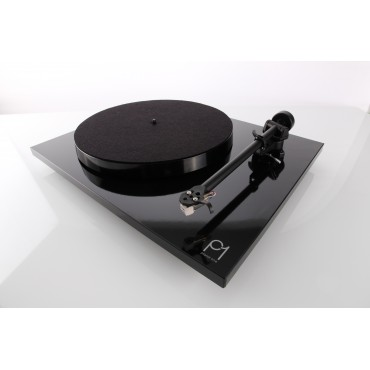 REGA Planar 1 Capsule Carbon Made In UK Available On Black, White And Red