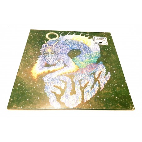 Fuzz - Fuzz Lp Vinyl (Download Included) Gatefold Cover