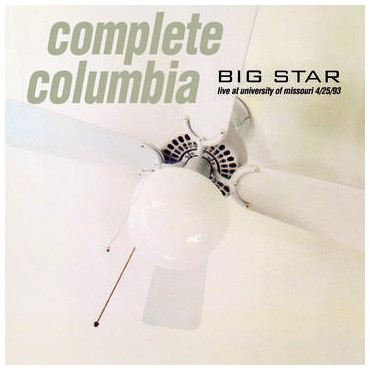 Big Star ‎– Complete Columbia Live At Missouri University 4/25/93 2 Lp Vinyl RSD
