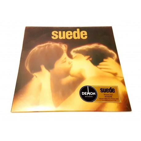 Suede - Suede Lp Vinilo Reedición 180 Gram
