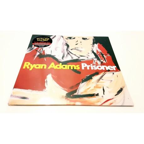 Ryan Adams - Prisioners Lp Red Vinyl Limited Pre Order