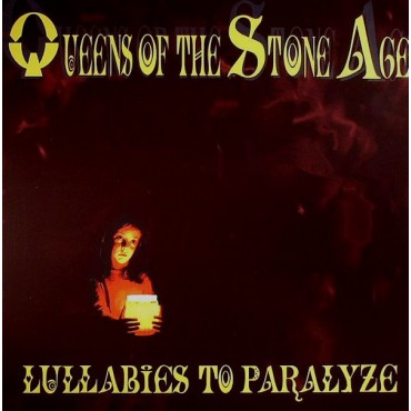 Queens Of The Stone Age ‎– Lullabies To Paralyze 2 Lp Vinil 180 Gram MOV