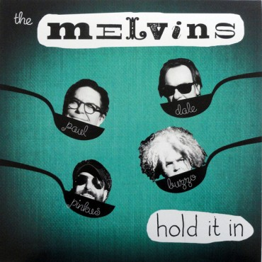The Melvins ‎– Hold It In Lp Vinilo Limitado