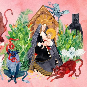 Father John Misty ‎– I Love You, Honeybear 2 Lp Vinilo
