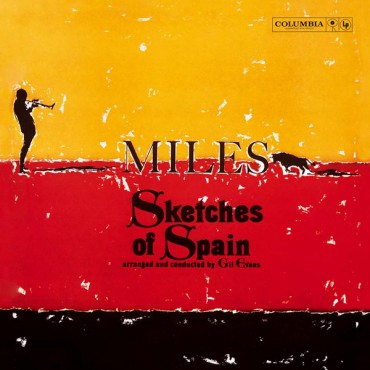 Miles Davis ‎– Sketches Of Spain Lp Vinilo Amarillo Limitado Sony Music