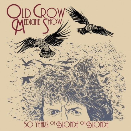 Old Crow Medicine Show ‎– 50 Years Of Blonde On Blonde 2 Lp Vinilo
