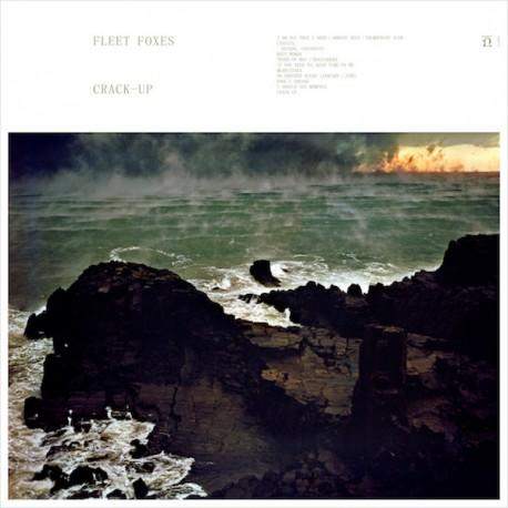 Fleet Foxes - Crack-Up 2 Lp Vinilo Portada Gatefold