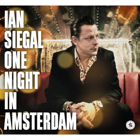 Ian Siegal – One Night In Amsterdam 2 Lp Vinilo Limitado
