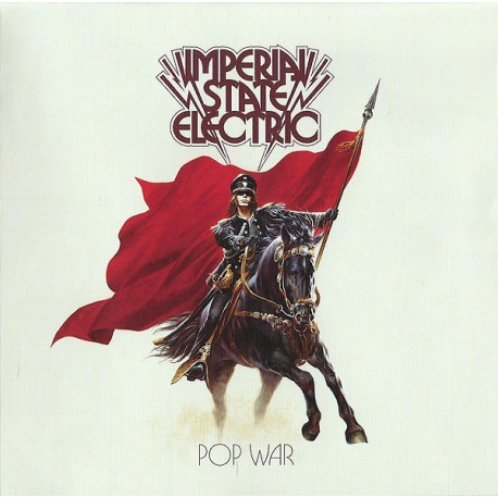 Imperial State Electric - Pop War Lp Vinilo Portada Gatefold
