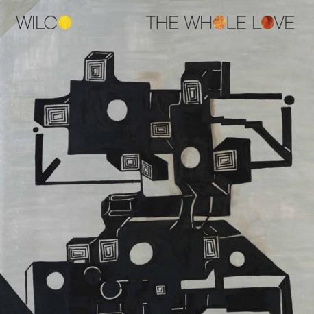 Wilco – The Whole Love 2 Lp + CD Vinilo Portada Gatefold