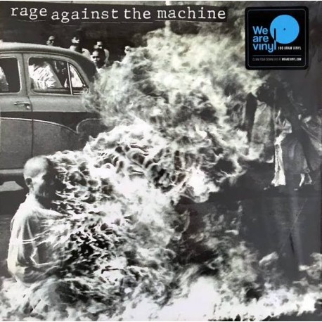 Rage Against The Machine ‎– Rage Against The Machine Lp Vinilo Edición Sony Legacy