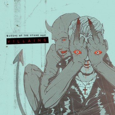 Queens Of The Stone Age - Villains 2 Lp Vinilo Edicion Tiendas Independientes Portada Diferente Limitada