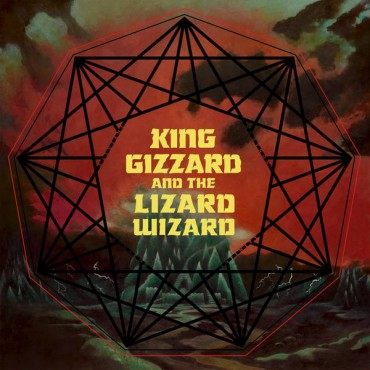 King Gizzard And The Lizard Wizard ‎– Nonagon Infinity Lp Vinil Portada Gatefold