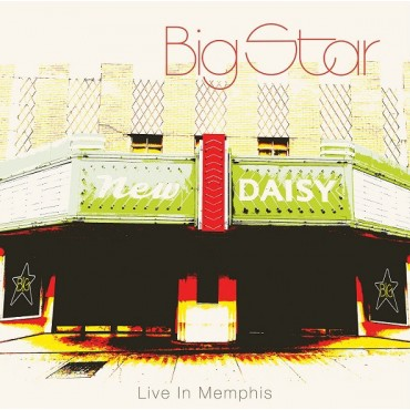 Big Star - Live In Memphis 2 Lp + DVD Vinilo Rojo 180 Gramos