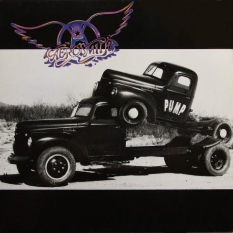 Aerosmith - Pump Lp + MP3 Vinilo 180 Gramos Back to Black Series Oferta!!!