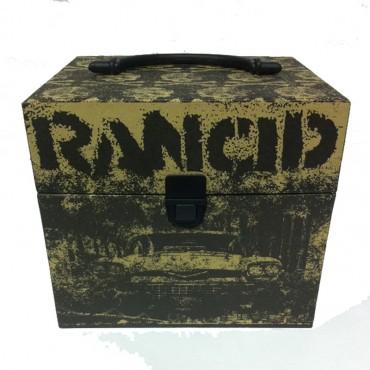 """Rancid – The Essentials 46 """"7 Singles Box Set Singles Limitado"""