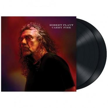 Robert Plant And The Sensational Space Shifters – Carry Fire 2 Lp Vinilo Portada Gatefold