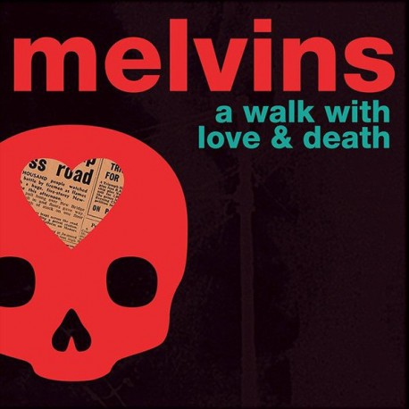 Melvins ‎– A Walk With Love & Death 3 Lp Vinilos De Color Box Set Limitado