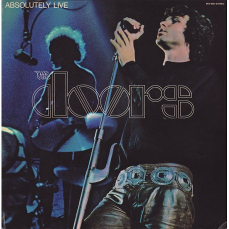 The Doors - Absolutely Live 2 Lp Blue Vinyl Black Friday 2017 (RSD) - Electric Vinyl Records  sc 1 st  Electric Vinyl Records & The Doors - Absolutely Live 2 Lp Blue Vinyl Black Friday 2017 (RSD ...