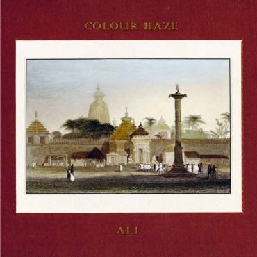 Colour Haze ‎– All 2 Lp Vinil 180 Gram Portada Gatefold