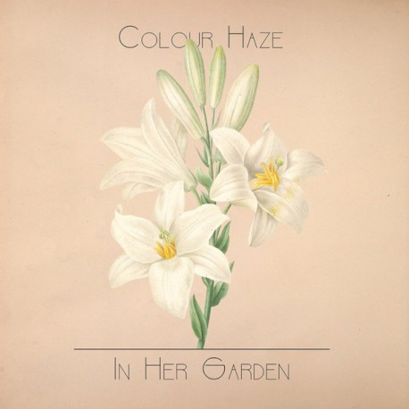 Colour Haze – In Her Garden 2 Lp Vinilo 180 Gram Portada Gatefold