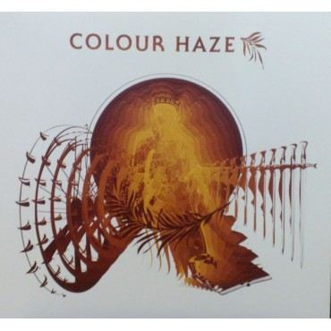 Colour Haze ‎– She 2 Lp Black Vinyl Trifold Embossed Sleeve Limited Edition Of 900 Copies Numerada
