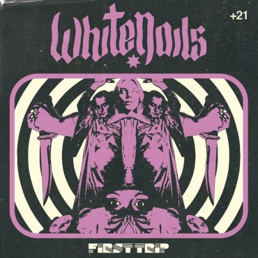 Whitenails - First Trip Lp Clear/Pink Vinyl 180 Gram Gatefold Sleeve