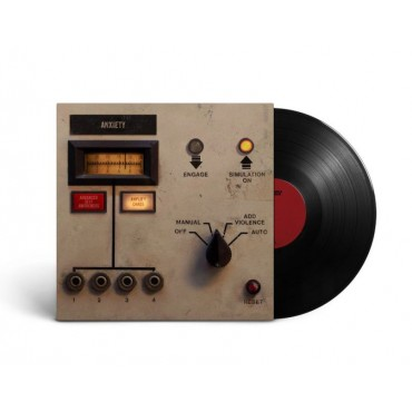 Nine Inch Nails ‎– Add Violence Lp EP Vinilo Limitado Pre Pedido
