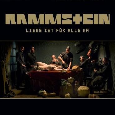 Rammstein – Liebe Ist Für Alle Da 2 Lp Vinilo Reedición Pre Pedido