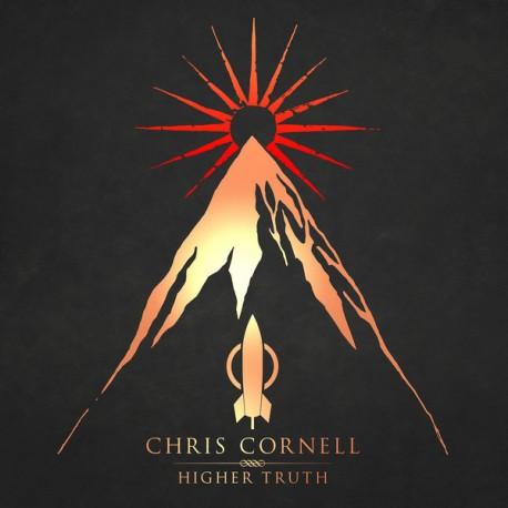 Chris Cornell – Higher Truth 2 Lp Vinilo De 180 Gramos Portada Gatefold