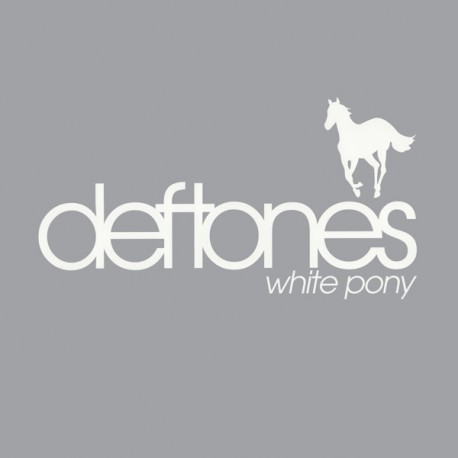 Deftones - White Pony 2 Lp Vinilo Portada Gatefold