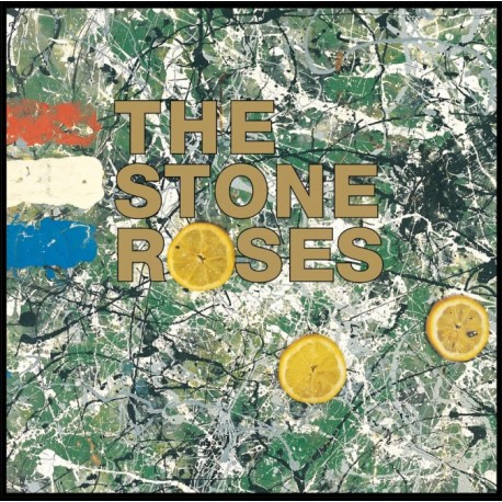 The Stone Roses - The Stone Roses Lp Vinilo Verde Limitado A 1000 Copias