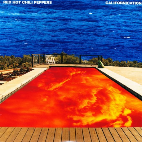 Red Hot Chili Peppers-Californication 2 Lp Vinil
