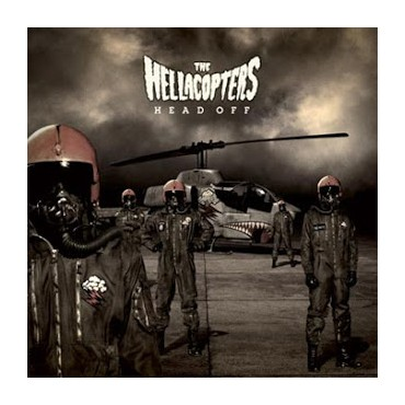 The Hellacopters ‎– Head Off Lp Vinilo Negro Limitado