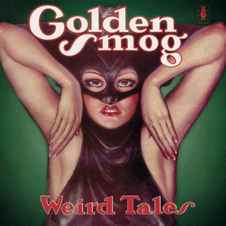 Golden Smog ‎– Weird Tales 2 Lp Green Vinyl Remastered