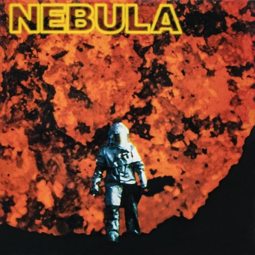 Nebula ‎– Let It Burn Black Vinyl Limited Edition Gatefold Sleeve
