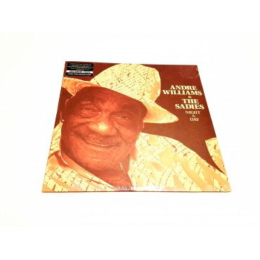 Andre Williams Nad The Sadies - Night And Day LP 180 Gram