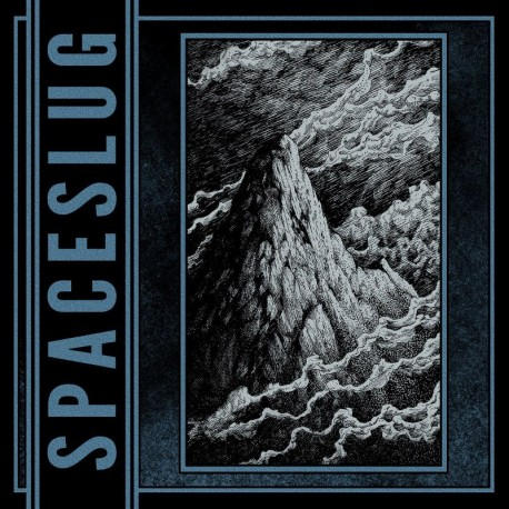 Spaceslug - Mountains & Reminiscence Lp Clear Vinyl Limited Edition Of 150 Copies