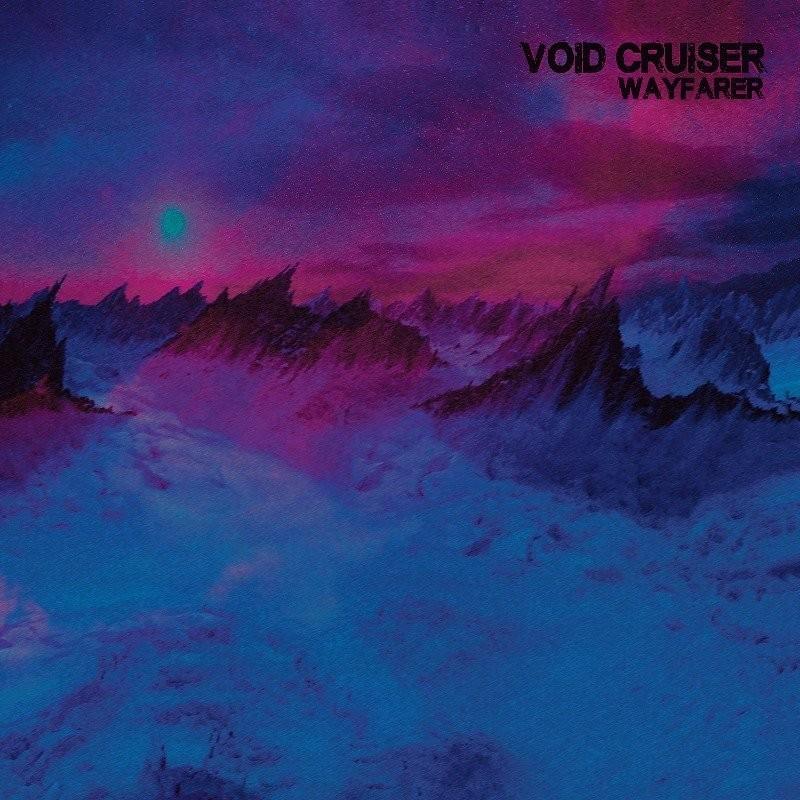Void Cruiser - Wayfarer Lp Blue Vinyl Limited Edition Of 200 Copies