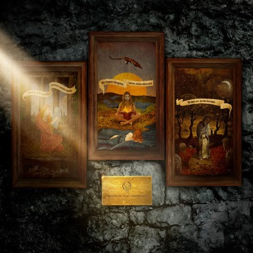Opeth ‎– Pale Communion 2 Lp Vinilo Negro En 180 Gramos Portada Gatefold