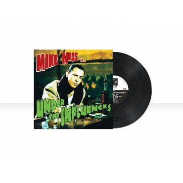 Mike Ness - Under The Influences Lp Vinilo Negro Reedición 2018