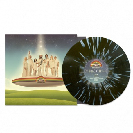 Church of the Cosmic Skull - Science Fiction Lp Color Vinyl (Warp Speed Edition) Limited Edition Of 300 Copies Pre Order