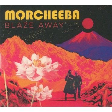 Morcheeba - Blaze Away Lp Vinilo De Color Edición Limitada