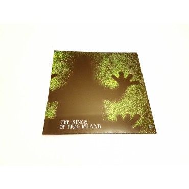 The Kings Of The Frog Island - IV LP Vinyl (Green) Limited to 200