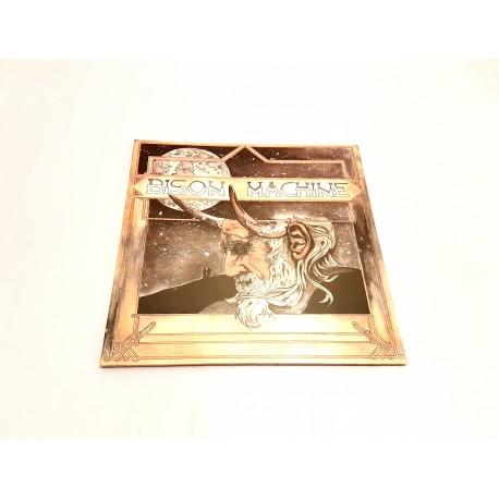 Bison Machine - Hoarfrost Lp Vinyl (Clear) Limited to 150 Gatefold
