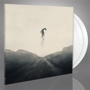 Crippled Black Phoenix - Great Escape 2 Lp Doble White Vinyl Limited Edition Of 750 Copies