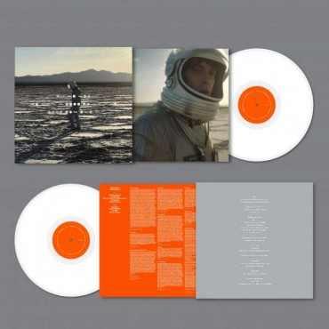 Spiritualized ‎– And Nothing Hurt Lp White Vinyl Limited Edition